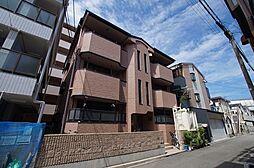 メゾンユニ[1階]の外観