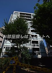 レジデンス白金パークフロント[2階]の外観