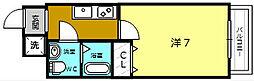 GROOVE堺東[904号室]の間取り