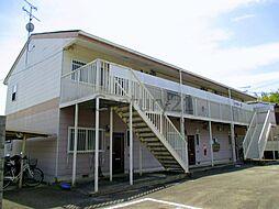 兵庫県川西市山原1丁目の賃貸マンションの外観