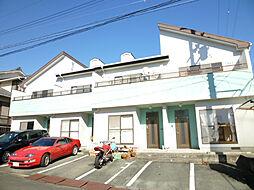 [テラスハウス] 静岡県浜松市中区幸2丁目 の賃貸【静岡県 / 浜松市中区】の外観