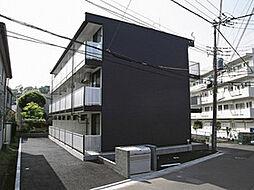 エスカリエ青家[3階]の外観
