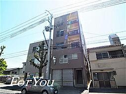 兵庫県神戸市灘区城内通2の賃貸マンションの外観