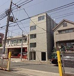 東京都品川区戸越5丁目の賃貸マンションの外観