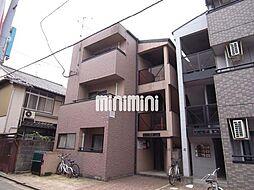 ピュア箱崎 弐番館[2階]の外観