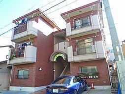 摂陽ハイツ里中町[3階]の外観