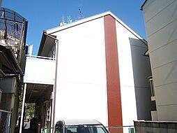 京都府京都市山科区竹鼻扇町の賃貸アパートの外観