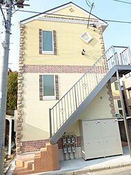 ユナイト野川ラヴィアンローゼ[1階]の外観