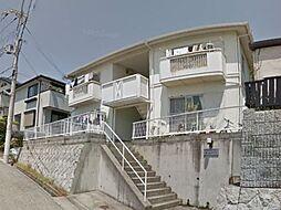 兵庫県神戸市垂水区狩口台7丁目の賃貸アパートの外観