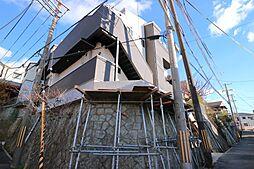 グランメール旭が丘[1階]の外観