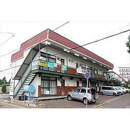 コーポごとう[1階]の外観