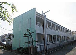 ピースフル湘南B棟[2階]の外観