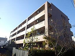 神奈川県川崎市高津区北見方2丁目の賃貸マンションの外観