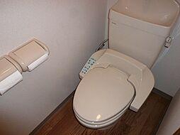 ソレイユのトイレ