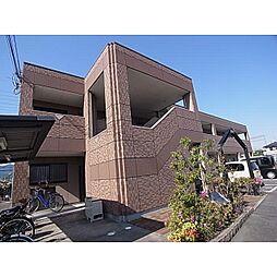 奈良県香芝市下田西の賃貸マンションの外観