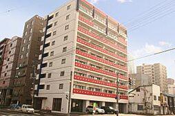 赤いマンション北大前[2階]の外観