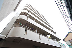 愛知県名古屋市昭和区円上町の賃貸マンションの外観