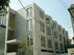 東京都新宿区二十騎町の賃貸マンションの外観