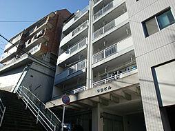 平田ビル[603号室]の外観