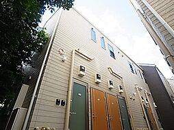 サークルハウス竹の塚壱番館[2階]の外観