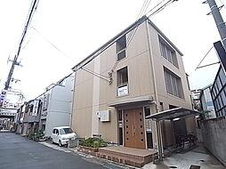 兵庫県加古川市加古川町寺家町の賃貸マンションの外観