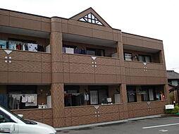 兵庫県姫路市大津区勘兵衛町2丁目の賃貸アパートの外観
