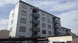 愛知県安城市緑町1丁目の賃貸マンションの外観
