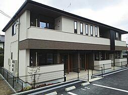 カ−ザ セレ−ナ相田B[101号室]の外観