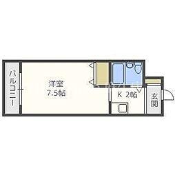 北34条駅 1.6万円