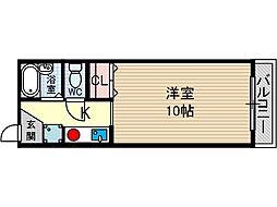 G1-Z2[3階]の間取り