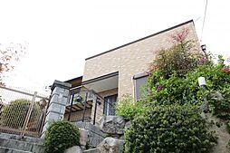 兵庫県神戸市灘区篠原北町2丁目の賃貸アパートの外観