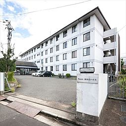 Nasic新田辺ハウス[411号室号室]の外観