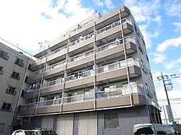 埼玉県川口市東領家4丁目の賃貸マンションの外観