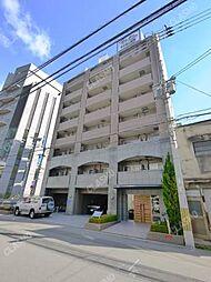 大阪府大阪市中央区内淡路町3丁目の賃貸マンションの外観