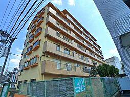 ニュー松戸コーポC棟[4階]の外観