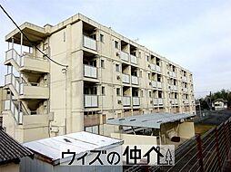 群馬県高崎市石原町の賃貸マンションの外観