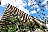 外観(平成3年3月建築 総戸数228戸 SRC造14階建)