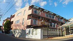 埼玉県川口市南鳩ヶ谷4丁目の賃貸マンションの外観