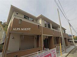 神奈川県横浜市南区永田東2丁目の賃貸アパートの外観
