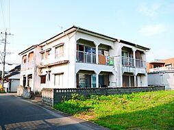 矢野アパート[2階]の外観