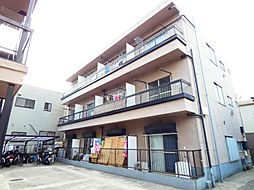 三和マンション2号棟[3階]の外観