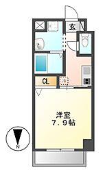 サン・名駅南ビル[4階]の間取り