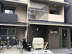 京都府京都市下京区今大黒町の賃貸マンションの外観