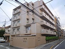 大阪府豊中市清風荘2丁目の賃貸マンションの外観