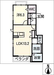 I.R.K[2階]の間取り