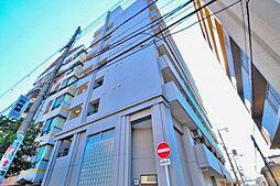 プレサンス阿倍野阪南町[6階]の外観