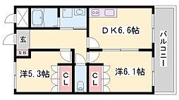 荒井駅 5.7万円