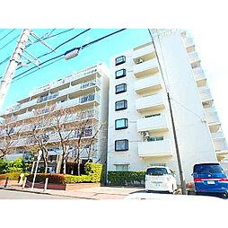マンハイム竹の塚[4階]の外観