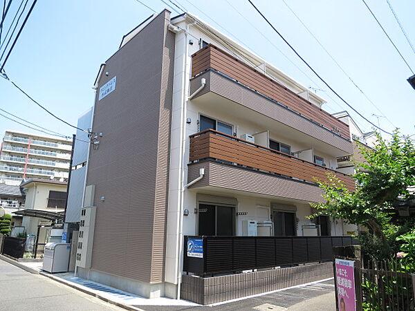 ラビングパレス西武柳沢[302号室]の外観