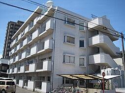 ビラ安藤[4階]の外観